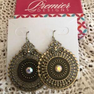 Premier Design earrings Nova